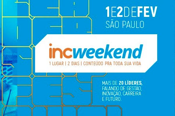 INC WEEKEND 2019