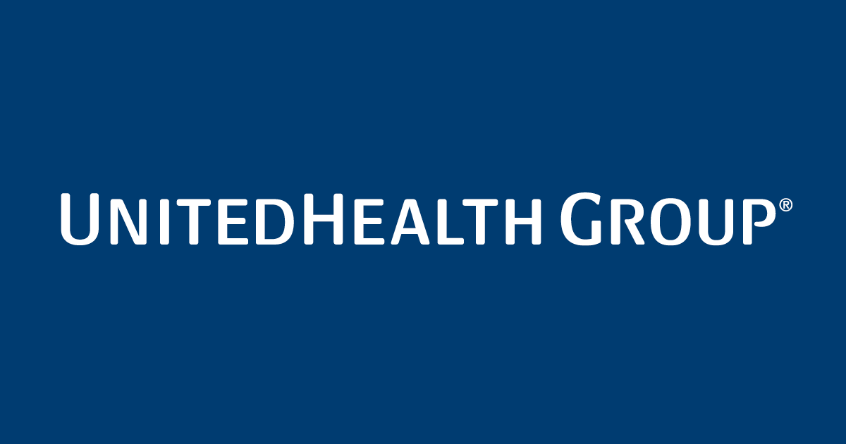 Logotipo da empresa UNITEDHEALTH GROUP